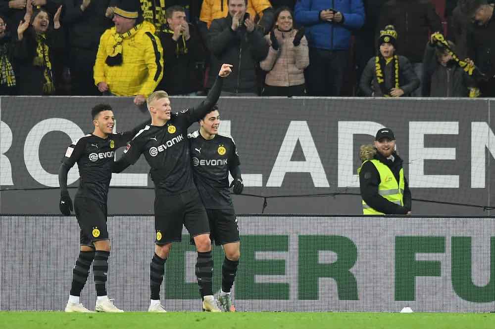 Haaland Debut Dortmund
