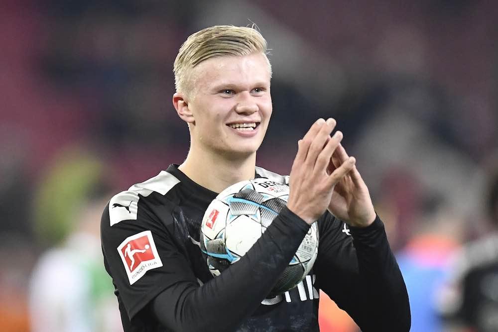 Bundesliga Back With A Bang As Hat-Trick Hero Haaland Grabs Headlines