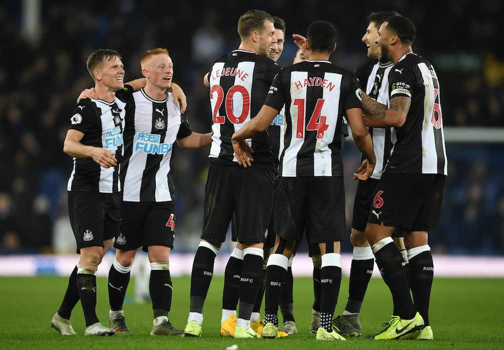 Lejeune Late Show For Newcastle Stuns Everton