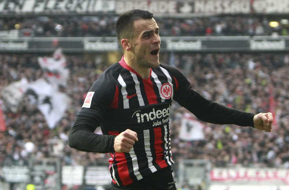 Filip Kostic Is Now The Star Of The Show At Eintracht Frankfurt