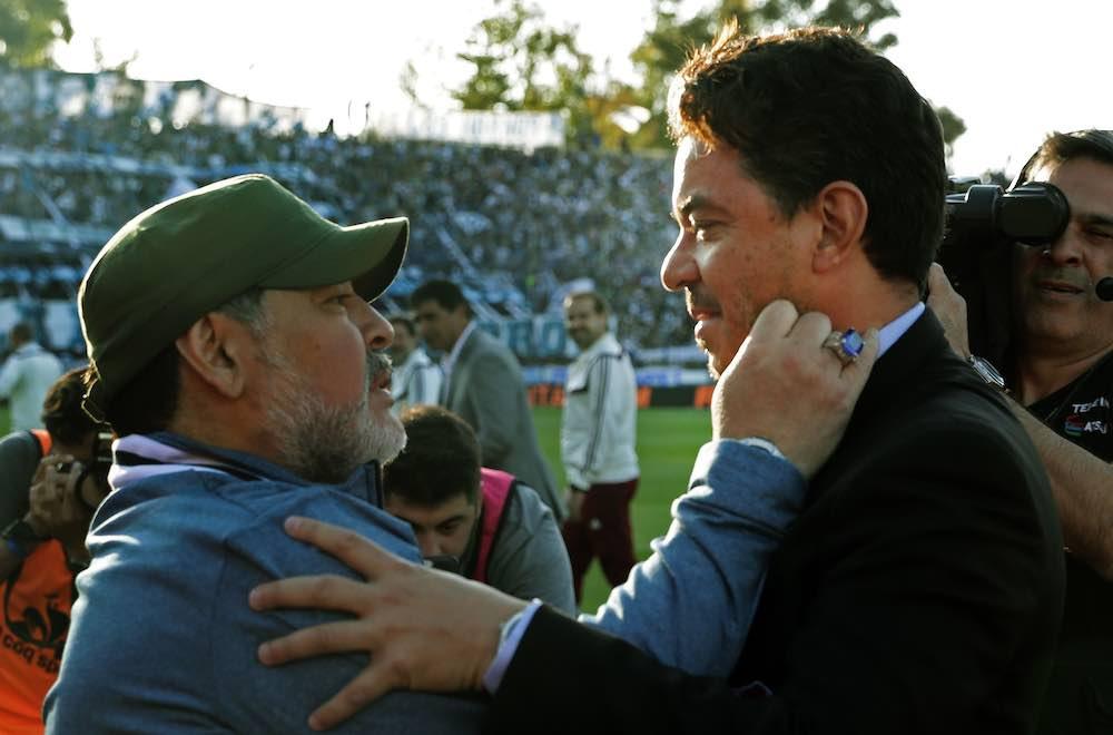 Mascherano, Heinze And Gallardo To Star In Argentina's 13 Team Title Race