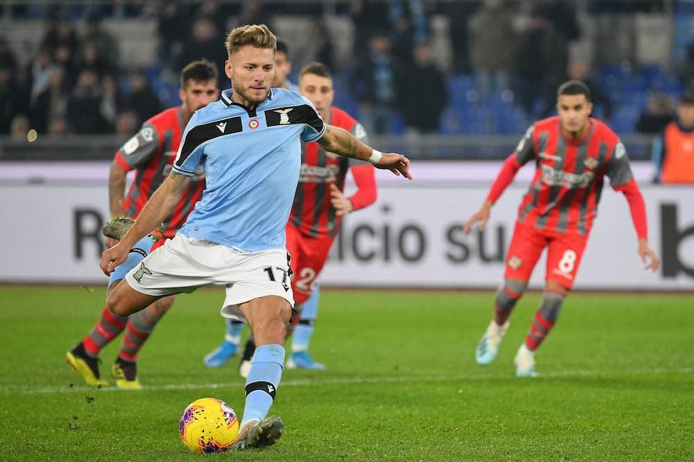 Lazio Cruise Past Cremonese In Coppa Italia Round Of 16