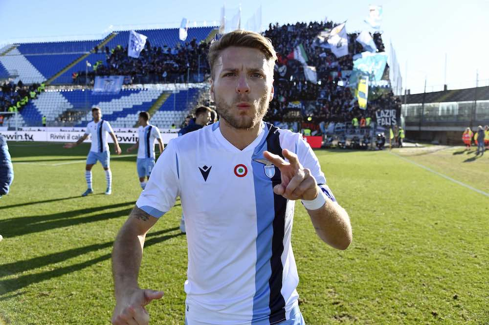 Immobile Brace Helps Lazio To Ninth Serie A Win In A Row