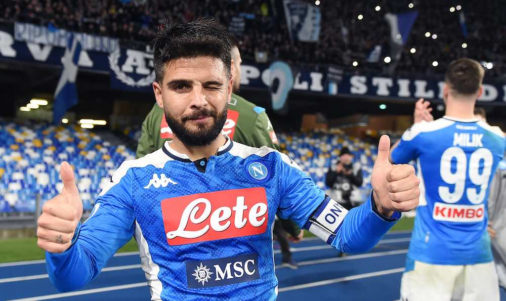 Insigne Volley Secures Victory For Napoli Against Serie A Leaders Juventus