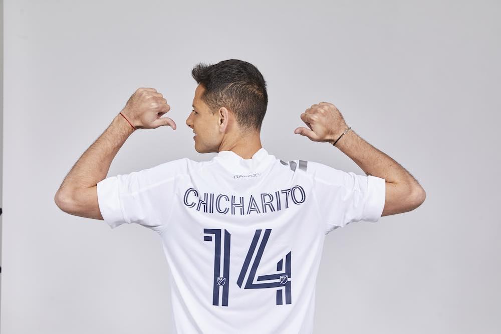 Javier Hernandez LA Galaxy