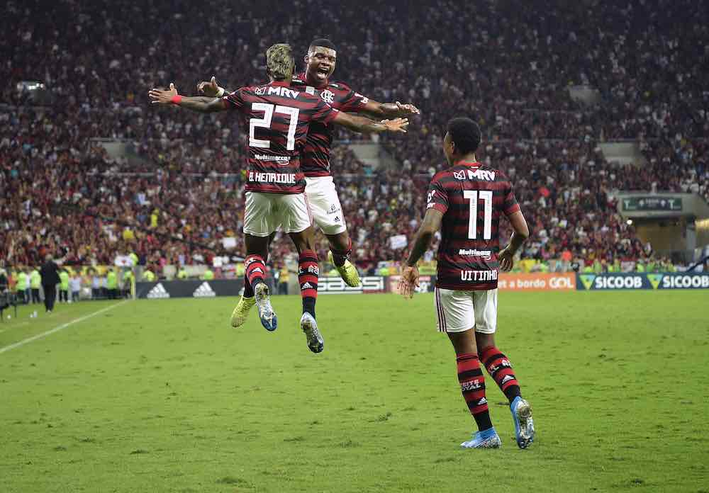 Lincoln Bruno Henrique Celebration