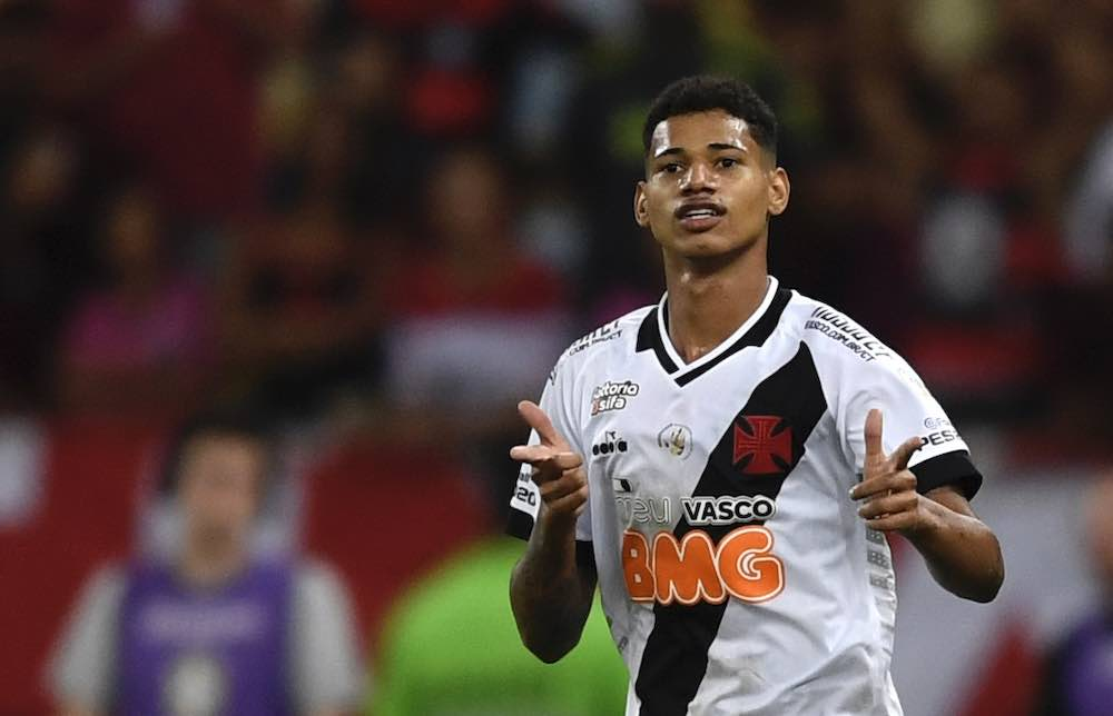 Fan Favourite Marrony Looking To Make History With Vasco Da Gama