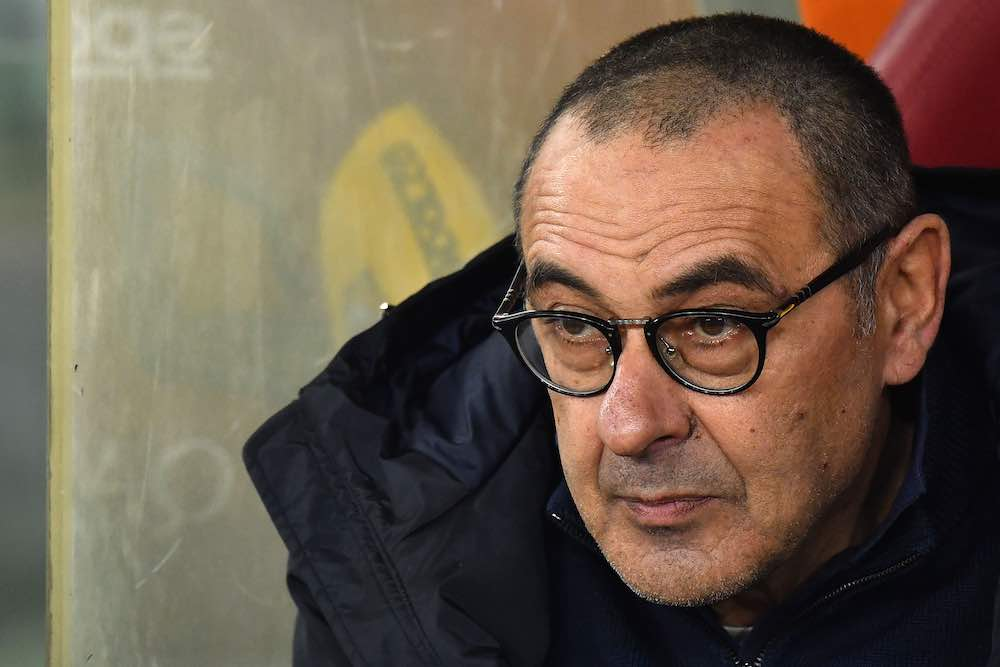 Sarri's Juventus Return To Serie A Summit With Victory In Rome