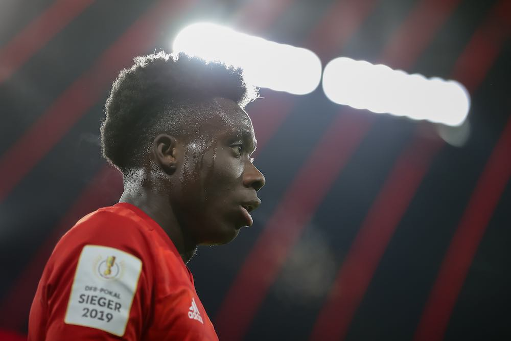 Alphonso Davies: Canadian Gem Continues To Impress At Left-Back For Bayern