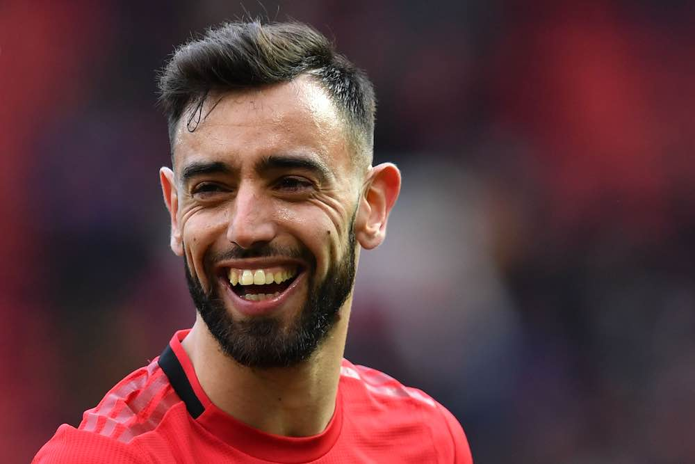 Stats Show Bruno Fernandes Has Slotted In Seamlessly At Man United