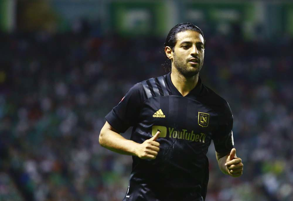 Carlos Vela LAFC