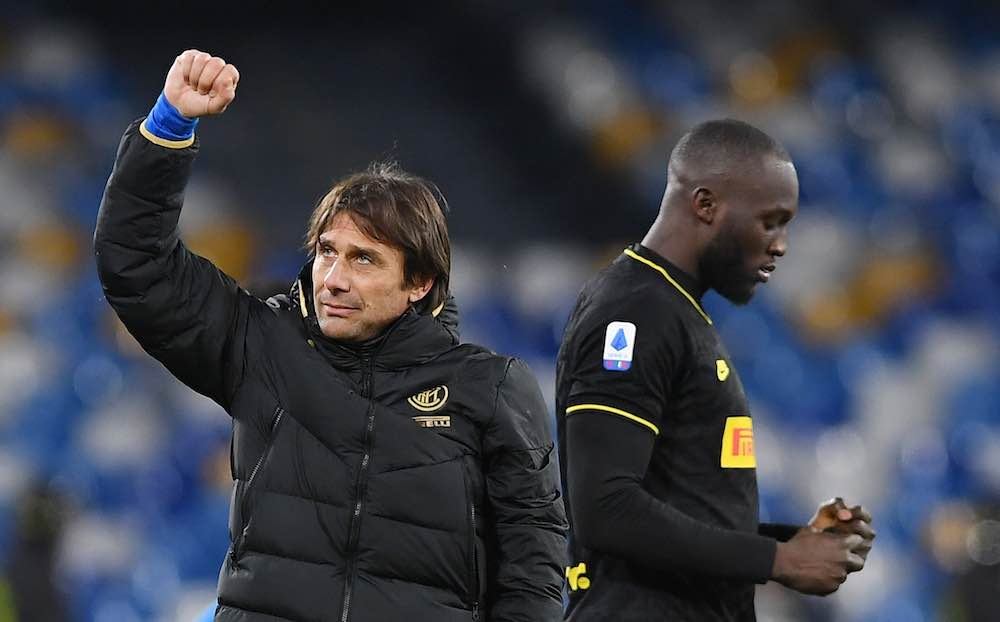 Conte Says He 'Insisted' On Lukaku Signing After Striker Downs Udinese