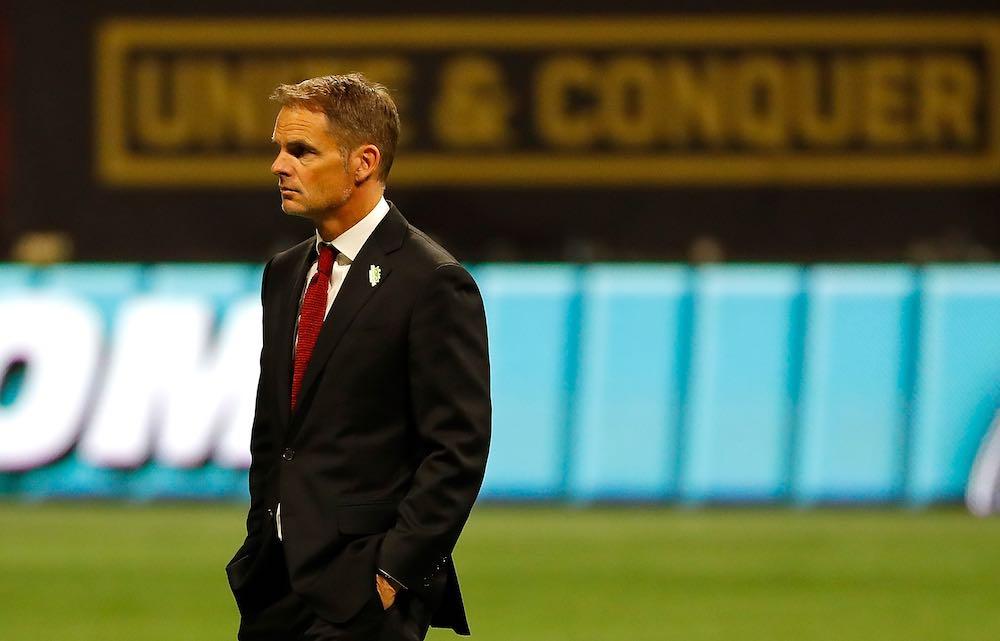 Atlanta United: Is Frank De Boer The Most Under-Pressure Coach In MLS?