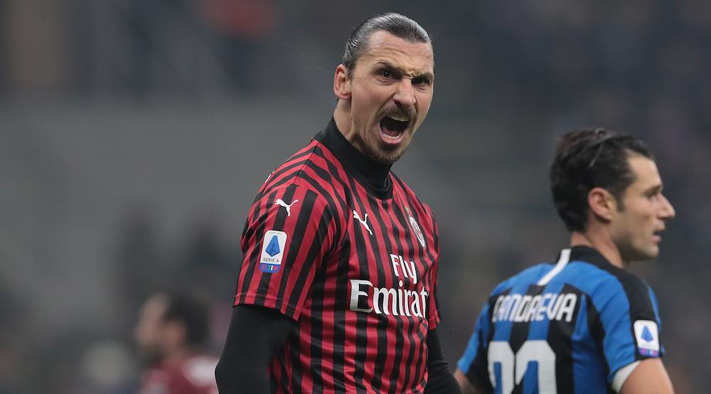 The Return Of Zlatan Ibrahimovic Has Restored Leadership And Identity To Ac Milan