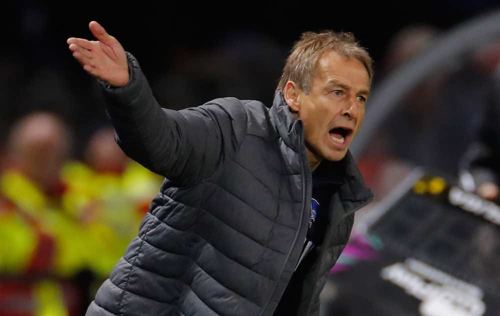 Unhappy Klinsmann Departs But Things Now Look Happier For Hertha