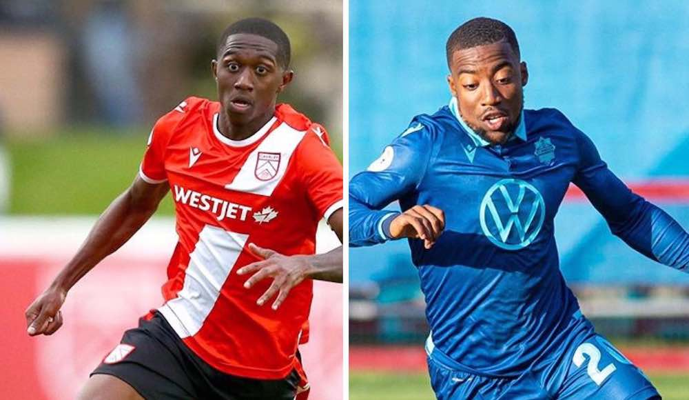 Atletico Ottawa Verbally Agrees Terms With Malyk Hamilton And Zela Langwa