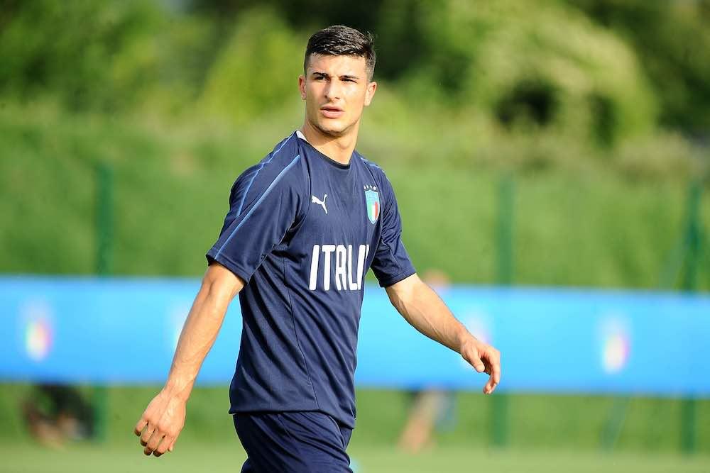 Riccardo Orsolini Italy