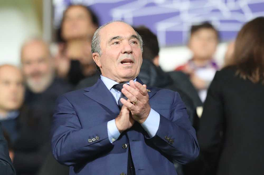 Fiorentina Owner Commisso 'Disgusted' With Decisions In Juventus' Favour
