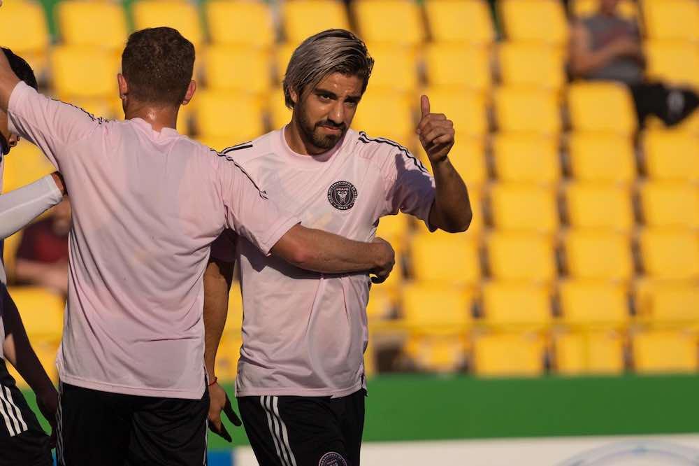 Inter Miami Sign Mexican Rodolfo Pizarro As Designated Player