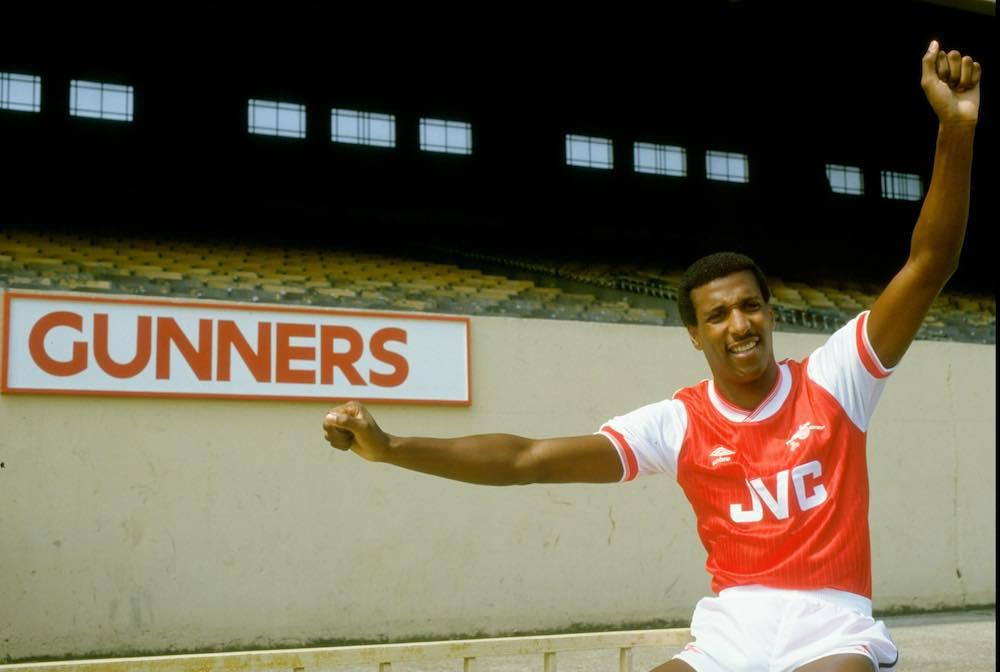 Viv Anderson Arsenal