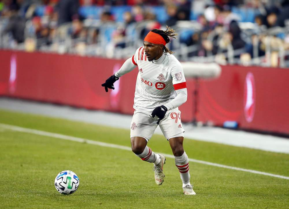 Ifunanyachi Achara Scores Debut Goal In Toronto FC Home Opener vs NYCFC