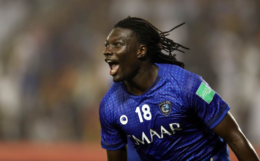 The Streets Won't Forget Bafetimbi Gomis Who Is Now Scoring For Fun