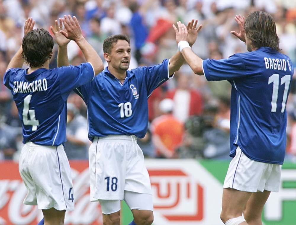 The Italian National Team's Most Influential Players