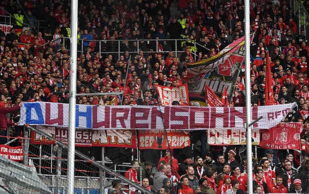 Bayern Hopp Banner Hoffenheim