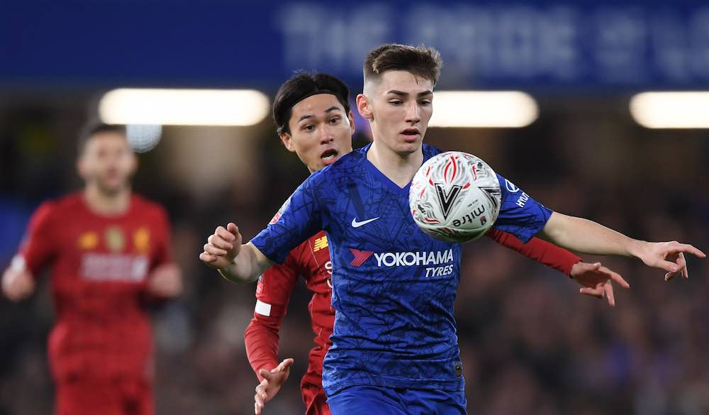 Billy Gilmour Shines For Chelsea In Front Of Scotland Boss Steve Clarke