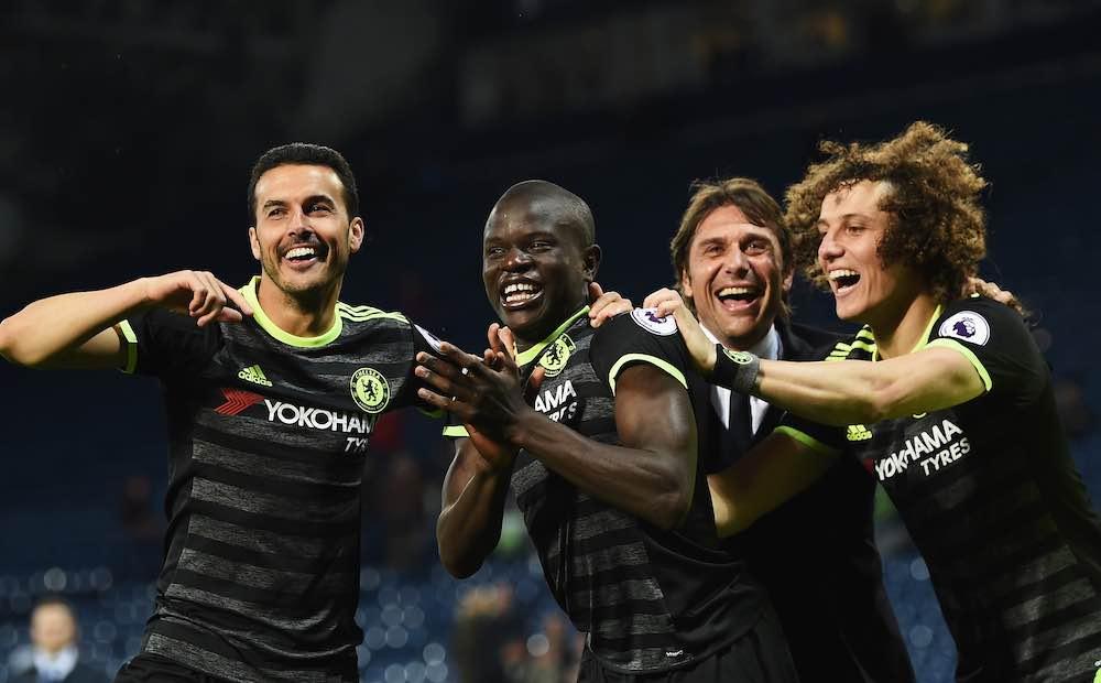 How Antonio Conte's Chelsea Won The Premier League With A Back 3