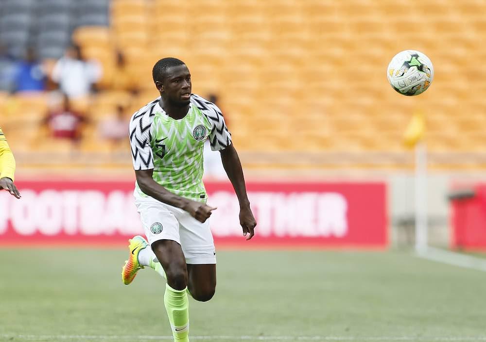 Paderborn's Jamilu Collins On His 'Dream Come True' Representing Nigeria