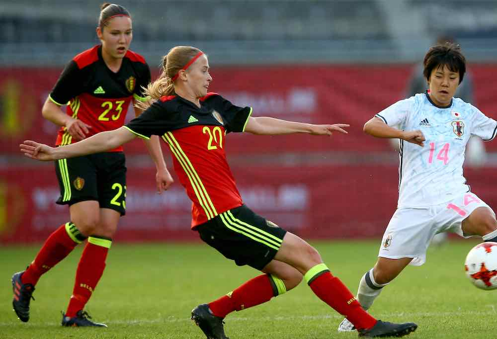 Julie Biesmans On PSV Move And Playing Alongside 'Complete Player' Lieke Martens