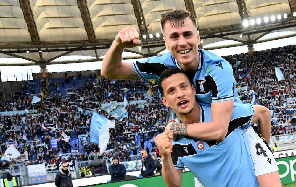 Former Barca Youth Patric Finds Form In New Role At Lazio