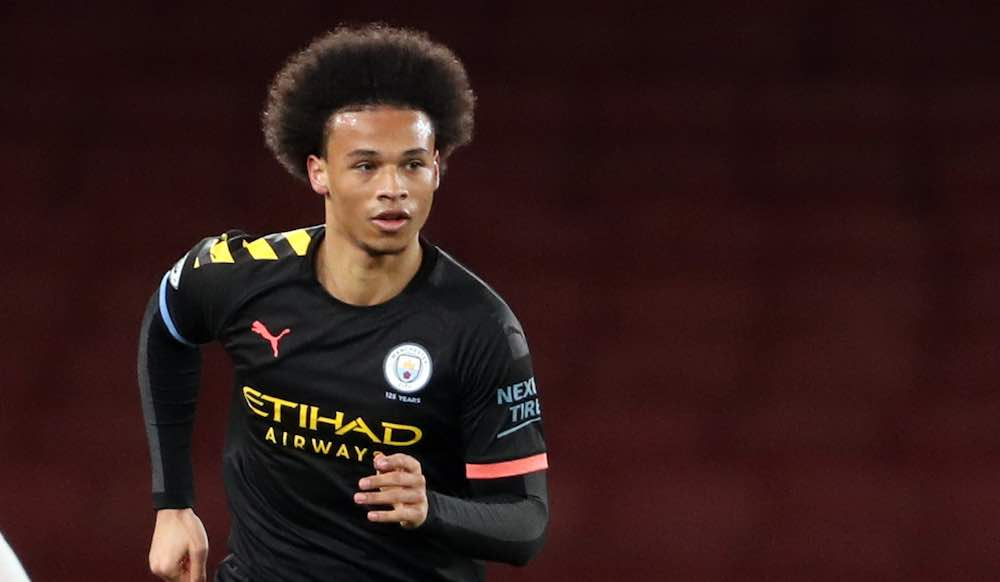 Leroy Sane Man City Bayern