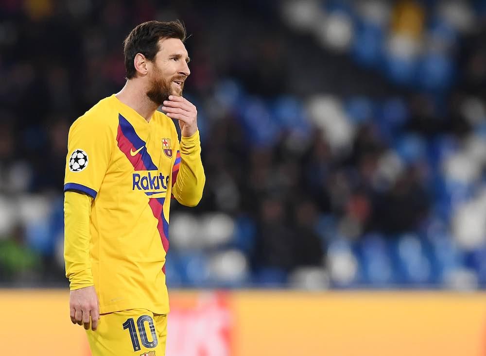 Messi Beard.