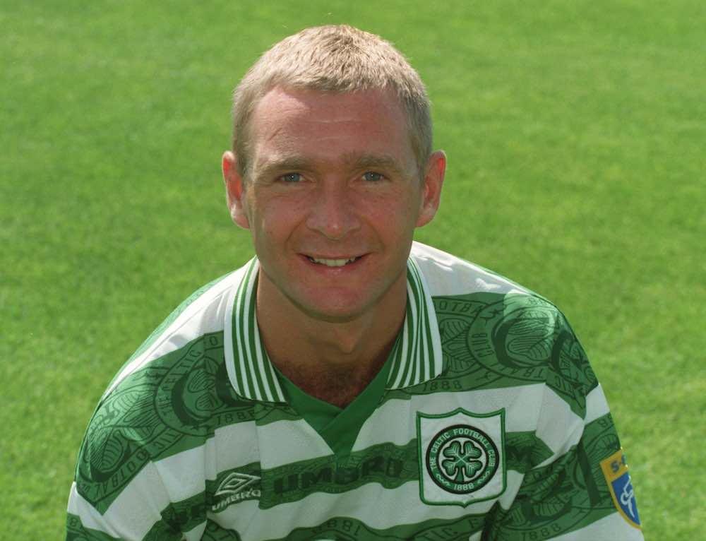 Peter Grant Celtic