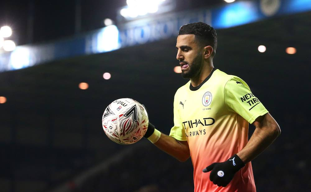 Riyad Mahrez – The Exuberant Spark In Manchester City's Attack