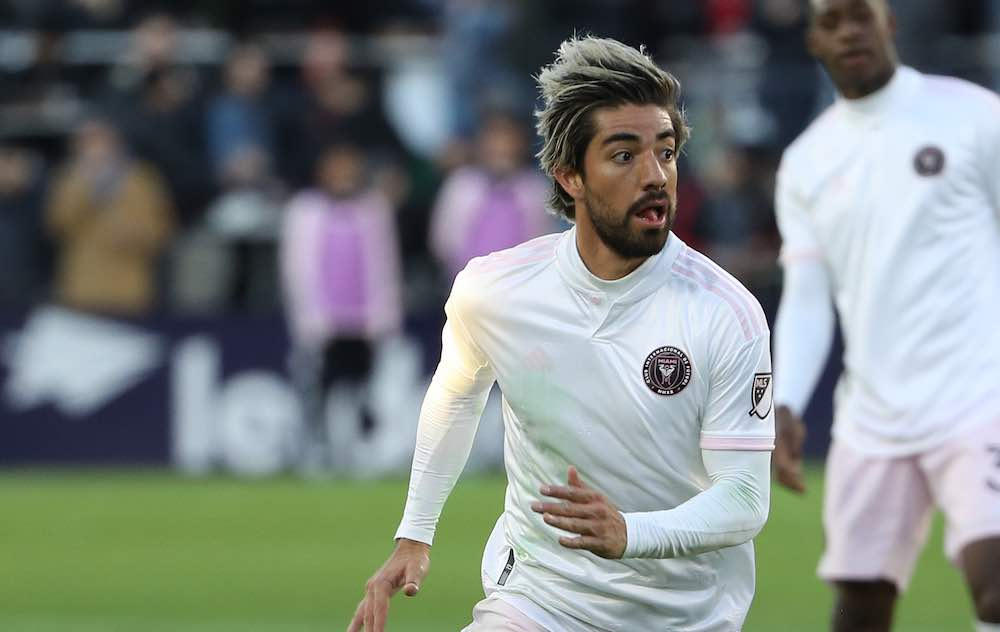 Rodolfo Pizarro Scores Inter Miami's First Ever MLS Goal In D.C. Defeat