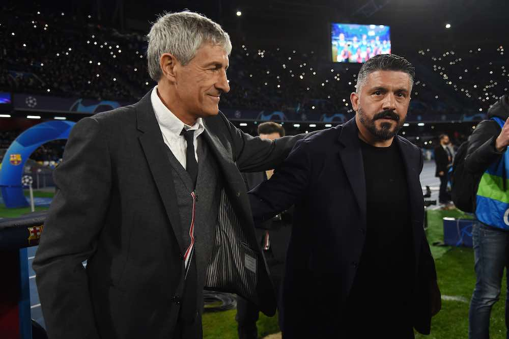 Quique Setien: Mistakes & Mayhem At Barcelona – What Can We Expect In The Champions League?