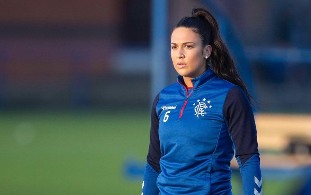Sonia O'Neil On A Renewed Passion For Football Thanks To Venezuela & Rangers