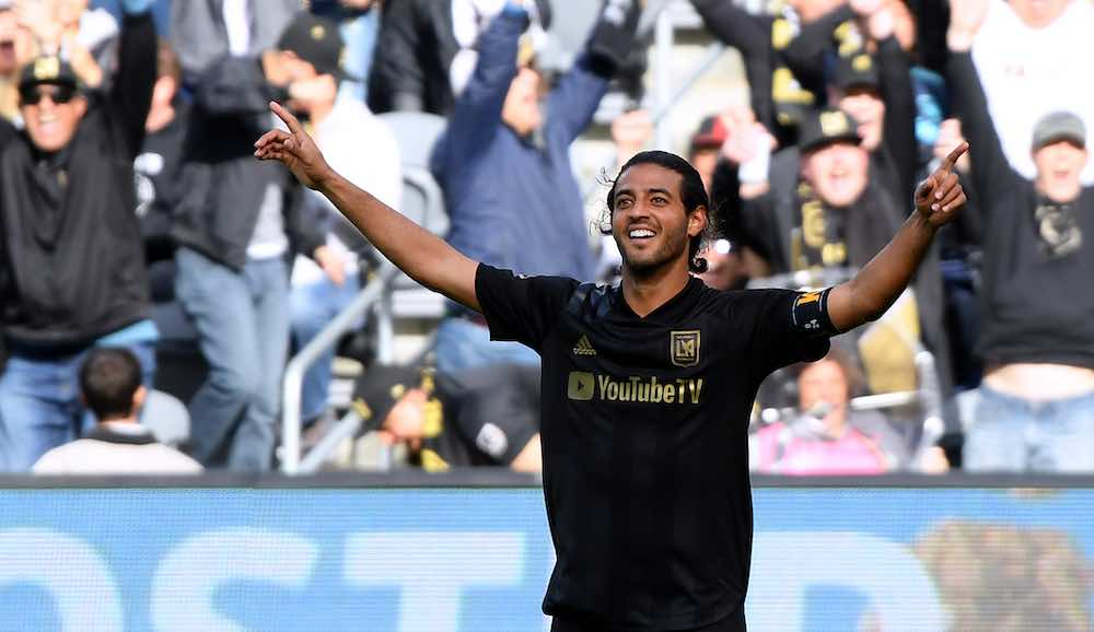 Carlos Vela Goal LAFC Inter Miami Celebration