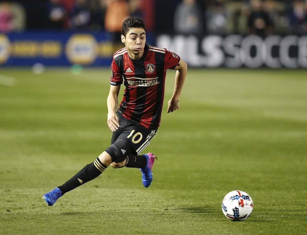 Almiron Atlanta United