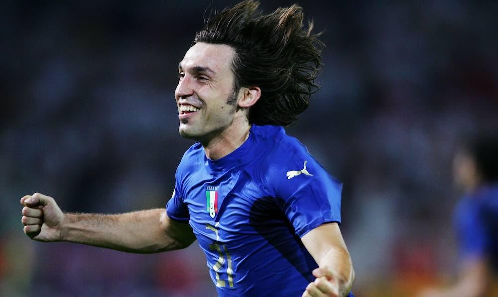 Italian Legends: Andrea Pirlo – The Maestro