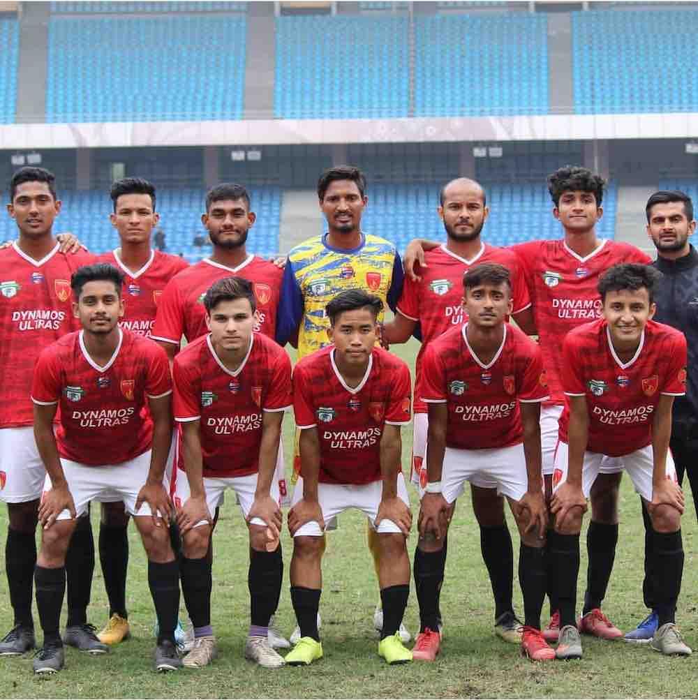 Angelius Maring Delhi United