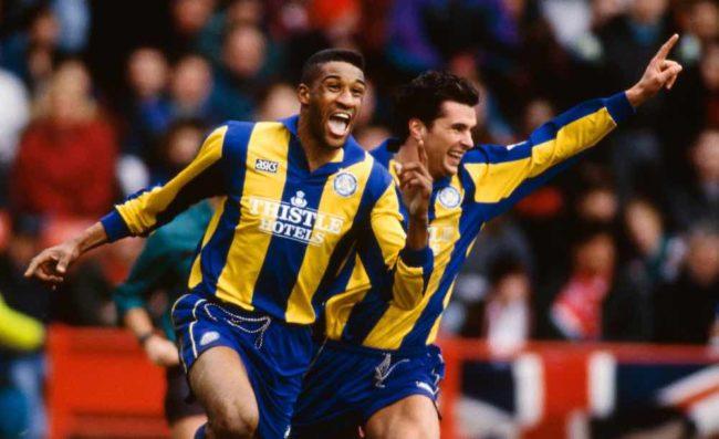 Brian Deane Leeds United