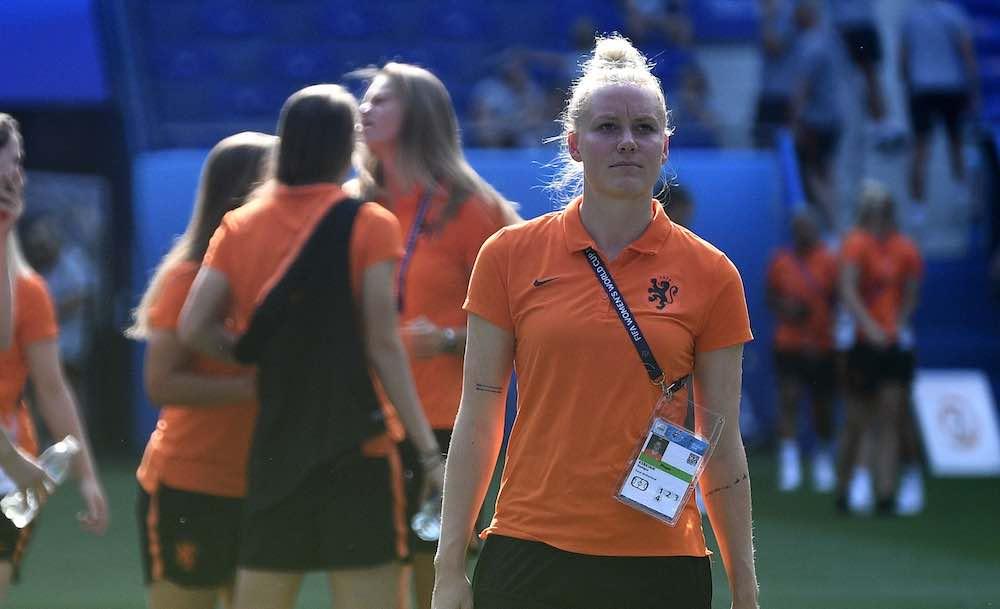 Danique Kerkdijk On Representing Netherlands And The Talent Of Van Der Gragt & Miedema