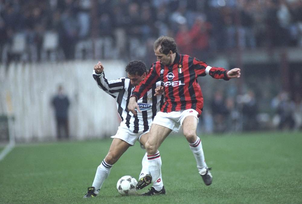 Italian Legends: Franco Baresi – A Giant In World Football