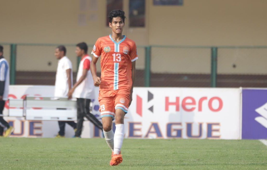 Gaurav Bora On His Dream Of Playing For India And Moving From Midfield To Defence