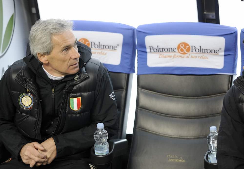 Giuseppe Baresi Inter Coach