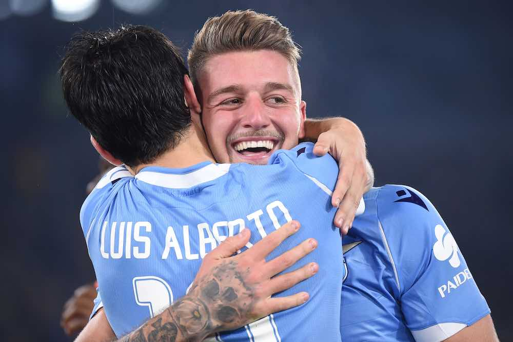 Sergej Milinkovic-Savic Or Luis Alberto? Which To Choose For Lazio